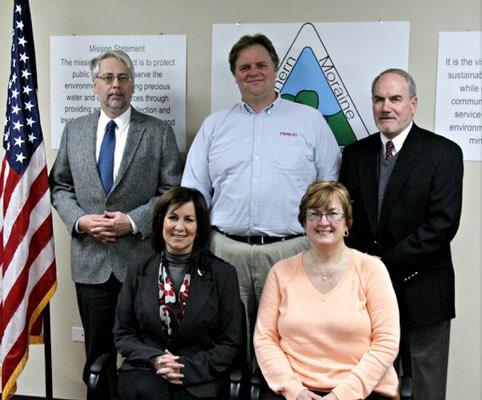 NMWRD staff board